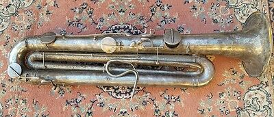 Reed Contrabass Orsi made in Italy