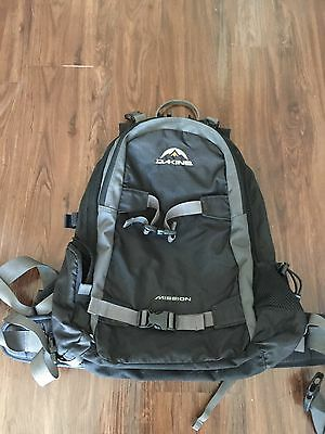 Dakine Mission Backpack 25L Used, Excellent Condition