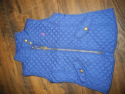 Joules Gilet 5 yrs