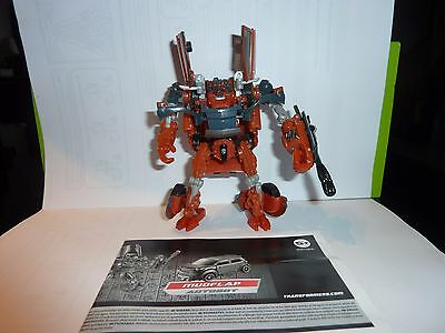 Transformers ROTF Deluxe Mudflap