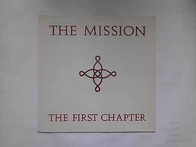 The Mission - The First Chapter (Vinyl Album)