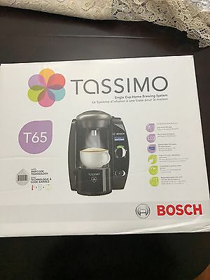 Tassimo Single Cup Home Brewing System, T65