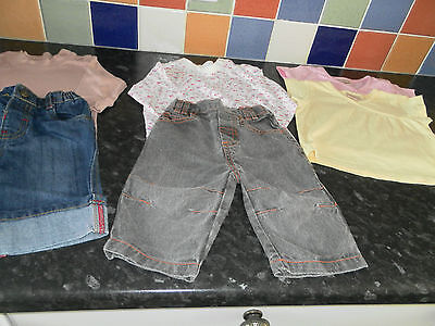 Baby Girl bundle - Fit age 0-3 months, 3-6 months 6-9 months