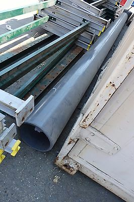 "12"" Inch Diameter Sch 80 x 1' Feet PVC Pipe, Schedule 80 Priced by the Foot H6"