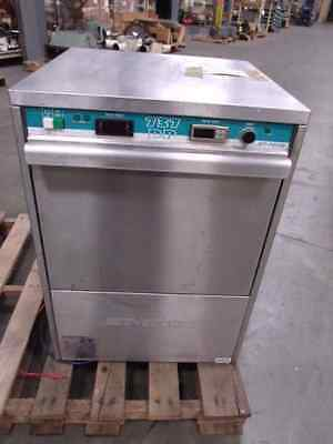 Jet-Tech 737DP Commercial Stainless Steel Dishwasher