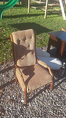 Antique Nursing Chair Delivery Available