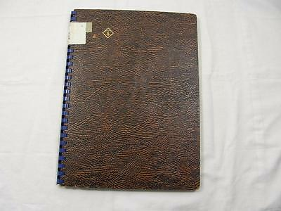 (3185) French Colonies Stamp Collection In Stock Album