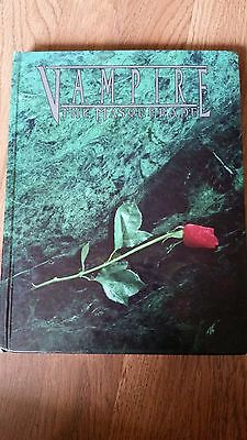 Vampire the Masquerade Roleplay Core Rulebook