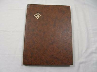 (3188) Mainly French Colonies Stamp Collection In Stock Album