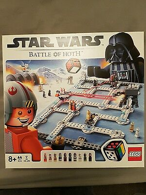 LEGO Games The Battle of Hoth (3866)