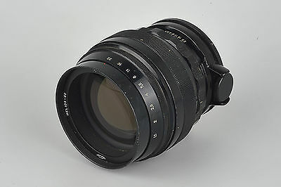 KMZ Helios-40 85mm f1.5 Fast Portrait Lens - M42 Mount - Serial No. 670031