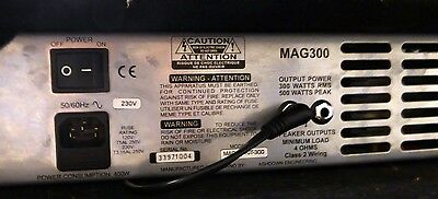 Ashdown Mag 30 Bass Combo and Extension Cab