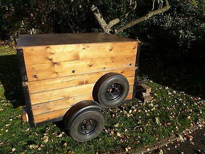 Camping trailer 3ft  x  4ft x 2.5ft