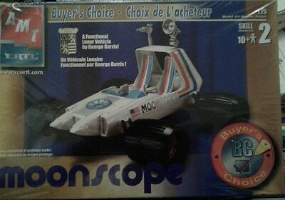Moonscope Amt 1/25 Scale Model Kit