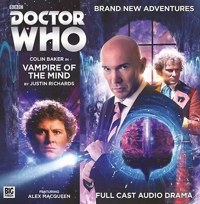 Big Finish Doctor Who CD Vampire Of The Mind