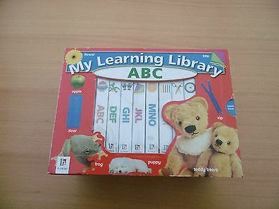 Hinkler MY LEARNING LIBRARY ABC Boxed 8 Board Books Set