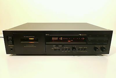 Nakamichi DR-3 two head cassette deck boxed