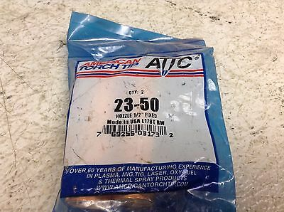 ATTC 23-50 Nozzle 2350 American Pack of 2 New (TB)