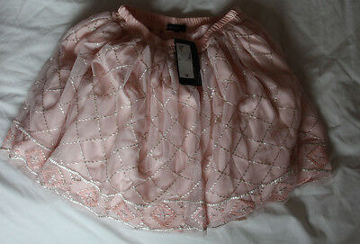 Marks and Spencer (M&S) Autograph pretty party skirt BNWT age 5-6