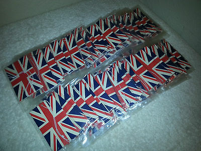 96 X Union Jack Car Air Fresheners Boat, Car, Van Job Lot Bargain