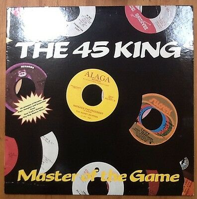 The 45 King: Master of the Game LP TUFLP 553