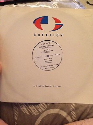 My Bloody Valentine Tremelo EP CREATION Test Pressing