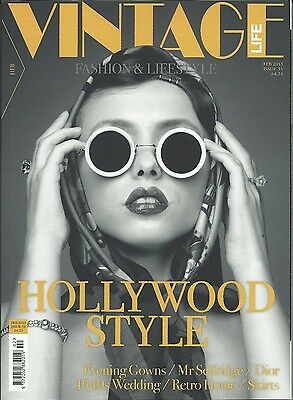 Her Vintage Life Magazine February 2015 issue no 51