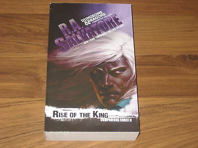 D&D Forgotten Realms Rise of the King Companions Codex II WotC Neu New SC 2015
