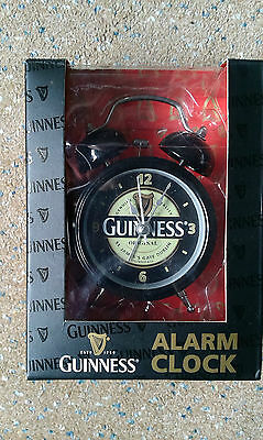 Guinness Collectors Edition Alarm Clock BRAND NEW BOXED
