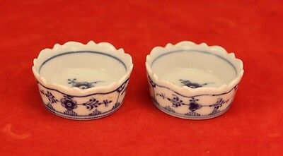 Royal Copenhagen Half Lace - Fluted Open Salt Cellars - Set of 2, 199