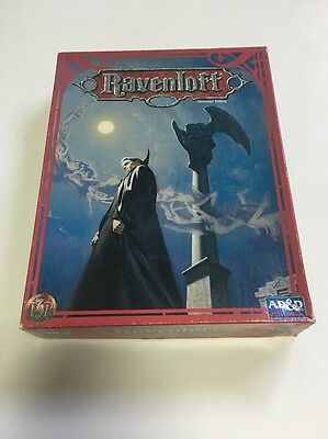 Advanced Dungeons & Dragons Ravenloft Campaign Setting Boxed Set