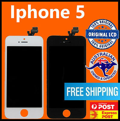iPhone 5/5s/5c LCD and digitizer screen replacement Touch Screen Glass Replaceme