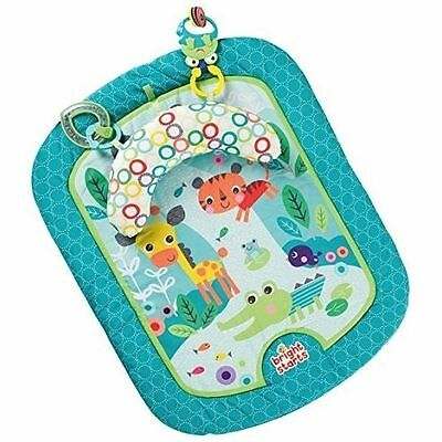 Bright Starts Tummy Mat Play Time Baby Prop Activity Infant Cruiser Gym Toy
