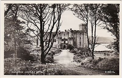 The Castle, DUNVEGAN, Isle Of Skye, Inverness-shire RP