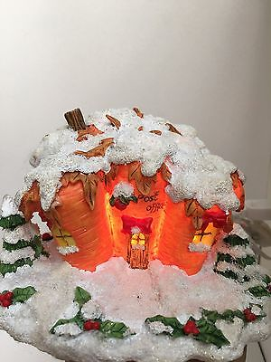 Silvestri Charming Tails By Dean Griff Lighted Carrot Bunch Post Office Ornament