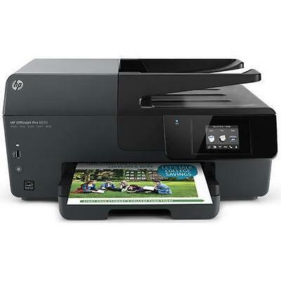 HP OfficeJet Pro 6830 All-in-One Inkjet Printer Business Work Home Wireless