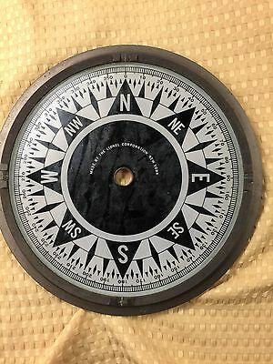 Vintage Ships Nautical Compass Lionel Navy ? Ship