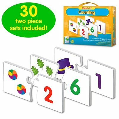 The Learning Journey Match It!-Counting Puzzle