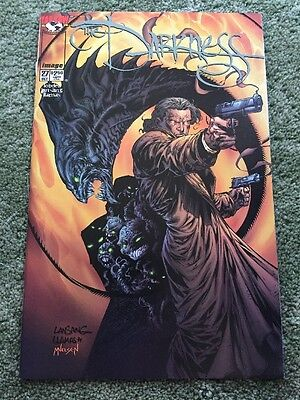 The Darkness #27 Top Cow Image Comics