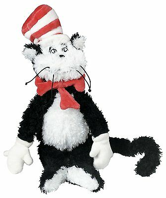 Manhattan Toy Dr. Seuss Cat in The Hat Soft Plush Toy