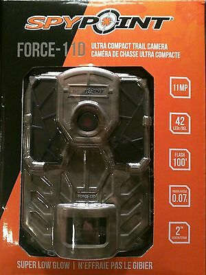 ● Spypoint Force 11D ● Ultra Compact Trail Game Camera HD-Camo 11MP FORCE-11D