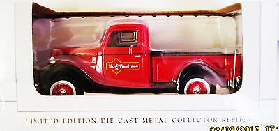 1:24 SpecCast 1937 Ford Handyman Pickup