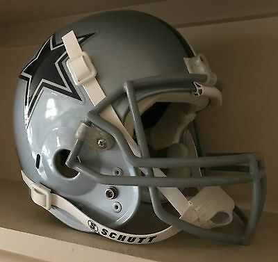 Dallas Cowboys Authentic Schutt Pro Style Full Size Helmet (Possibly Game Worn)