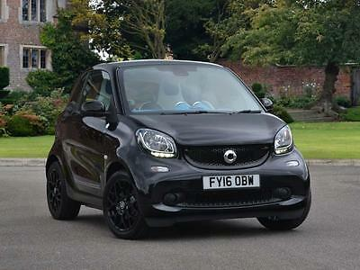 Smart Fortwo Coupe 2016 1.0 Proxy 2dr Hatchback