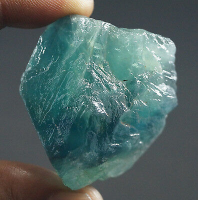 381.80 Ct.Outstanding Natural Uncut Brazilian Lovely Fluorite Mineral Rough Gems