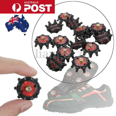 AU Golf Shoe Spikes Replacement Champ Cleat Fast Twist Q-Lok For Footjoy 14PCS