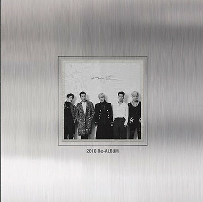 SECHSKIES - SECHSKIES 2016 Re-Album [OUT Type] Booklet+Photocard+Poster