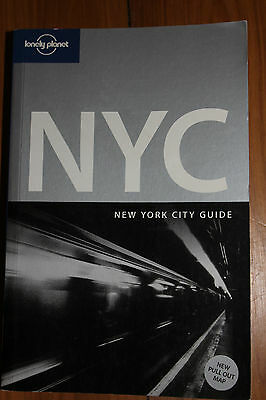 Lonely Planet New York City travel guide 5th edition.