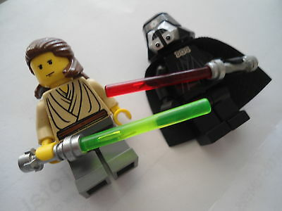 Lego TWO STAR WARS MINI Darth Maul /VADER AND Han Solo