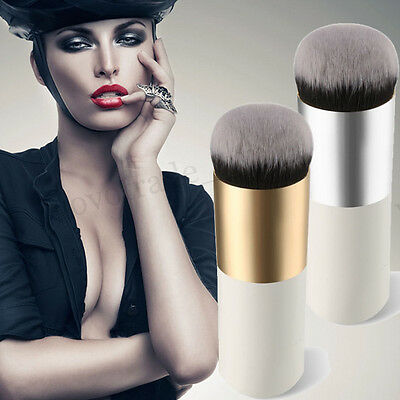 Pro Flat Foundation Face Kabuki Powder Contour Face Make up Brush Cosmetic Tool